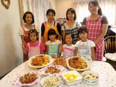 夏休み親子パン教室_c0106100_830383.jpg