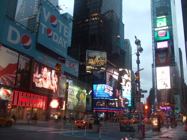 ニューヨーク旅行2日目 Part1_f0076001_9435845.jpg