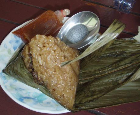 怖いおばちゃんのエビ味噌麺_a0037910_6403497.jpg