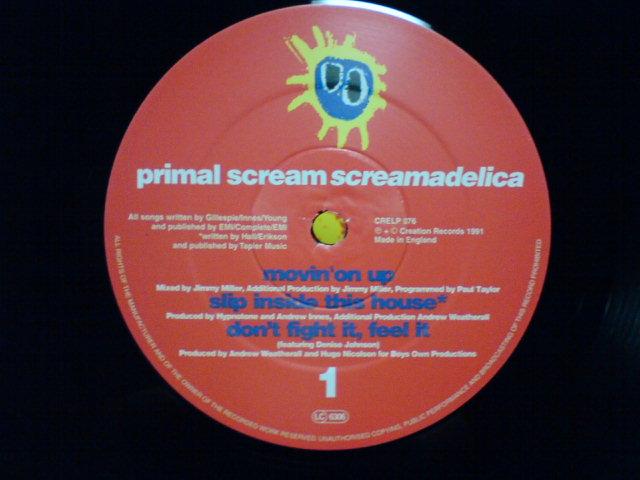 Screamadelica / Primal Scream_c0104445_21313450.jpg