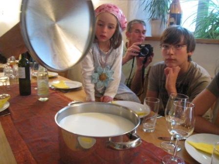 Käse Seminar ケーゼセミナー 田舎でチーズ講座_f0116158_1821450.jpg