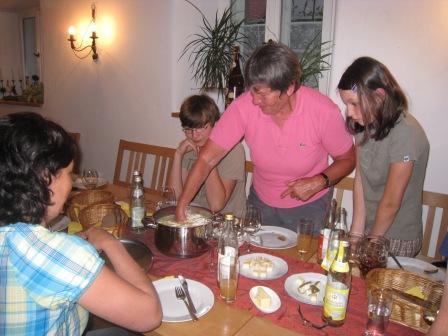 Käse Seminar ケーゼセミナー 田舎でチーズ講座_f0116158_1833657.jpg