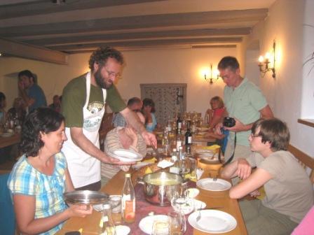 Käse Seminar ケーゼセミナー 田舎でチーズ講座_f0116158_1845993.jpg