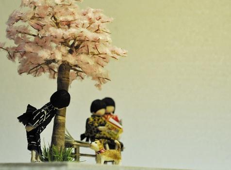 紙わらべ人形作家・中山美千恵_a0131787_16525262.jpg