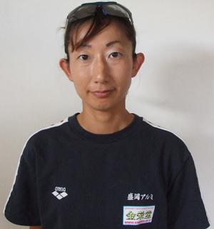 新サポート選手:トライアスロン・大志田紀子選手! _c0003493_9222118.jpg
