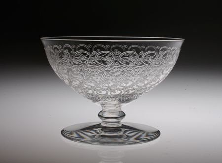 Baccarat Rohan  Champagne Coupe B_c0108595_23261811.jpg