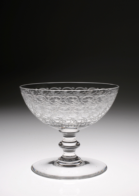 Baccarat Rohan  Champagne Coupe A_c0108595_2381329.jpg