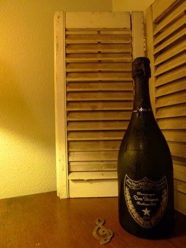 Dom Perignon Black !_f0170995_136042.jpg