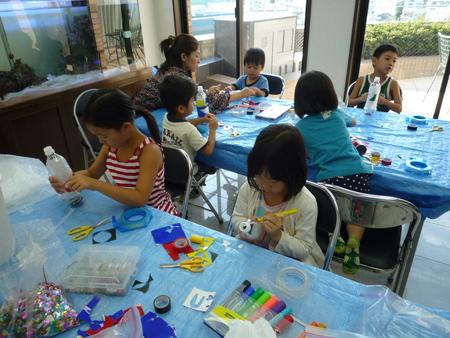 8月の教室「万華鏡作り」_f0215199_20131530.jpg