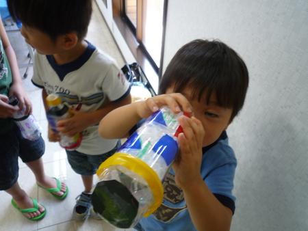 8月の教室「万華鏡作り」_f0215199_2014277.jpg