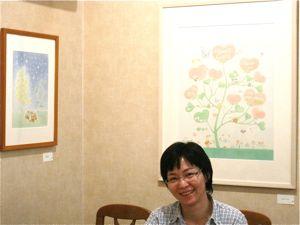 色鉛筆画家まつだみほさん_a0077203_19523984.jpg