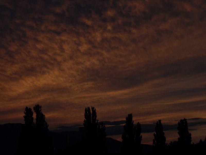 初秋の夕暮れ_c0025115_18321538.jpg