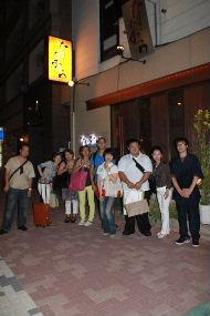 東京ツアー 2010 2日目 そして打ち上げ!!_a0059035_11253.jpg