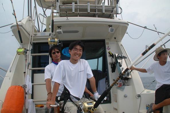 田辺沖で DI艇さんがキャッチしたカジキの詳細情報です。【カジキ・マグロトローリング】_f0009039_1022170.jpg