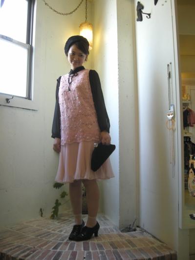 Je vais avec robe des perles!_e0148852_1612938.jpg