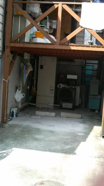 ご近所の皆様 私給湯器です_c0185356_10311235.jpg