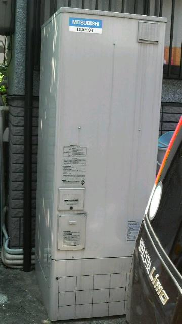 ご近所の皆様 私給湯器です_c0185356_10311263.jpg
