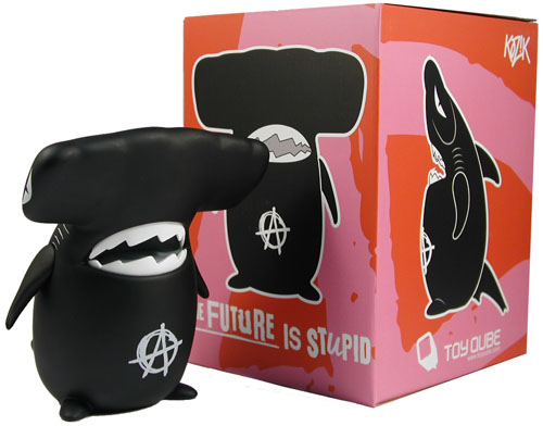 Anarchy Hammerhead Sharky by Frank Kozik_e0118156_10173828.jpg