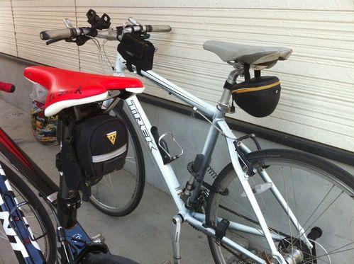自転車の 自転車 サドル おすすめ クロスバイク : ... 人 は trek の クロス バイク に