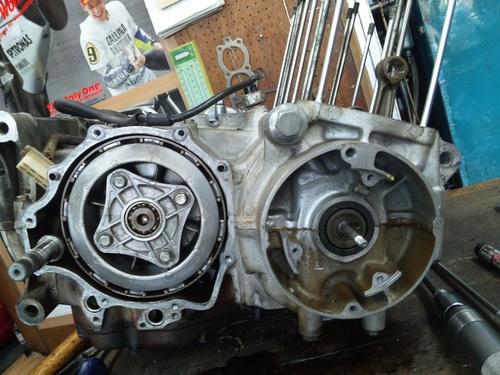 CB750K0 エンジンオーバーホール その4_a0163159_22263584.jpg