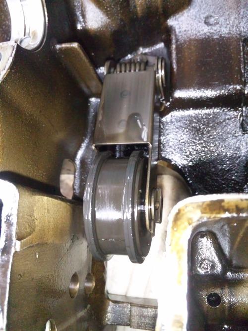 CB750K0 エンジンオーバーホール その4_a0163159_22294531.jpg