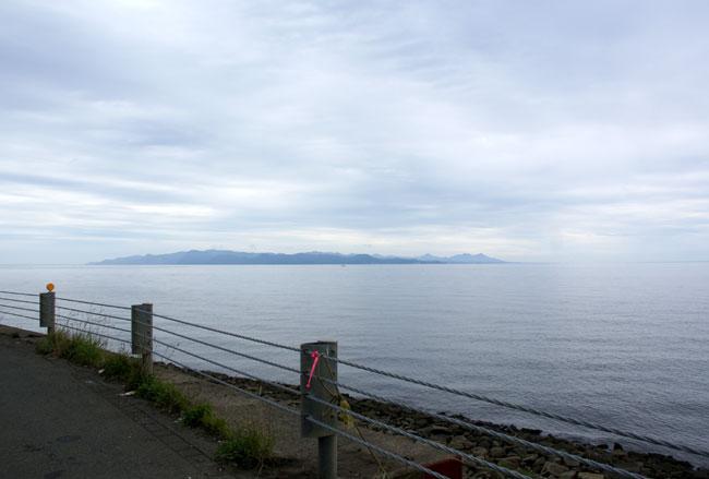 浜のモモちゃん (十三湖にて)_a0136293_13231559.jpg