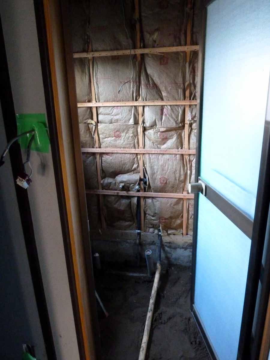 O邸 リフォーム工事 浴室など_f0150893_18475667.jpg