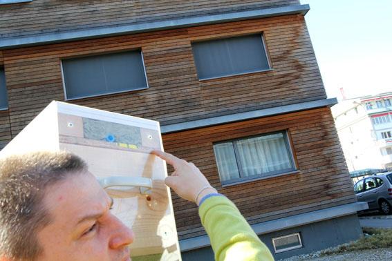 ミネルギーハウスP:チューリッヒ郊外木造4階建て集合住宅 2_e0054299_14181346.jpg