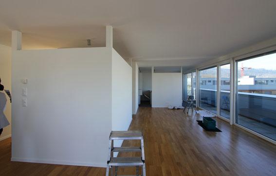 ミネルギーハウスP:チューリッヒ郊外木造4階建て集合住宅 2_e0054299_14184723.jpg