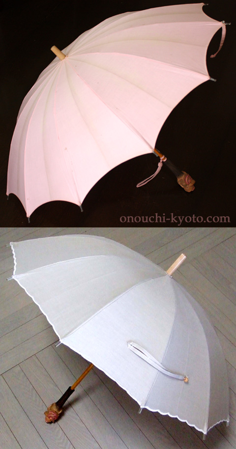 思い出のお嫁入り道具の傘_f0184004_14461779.jpg