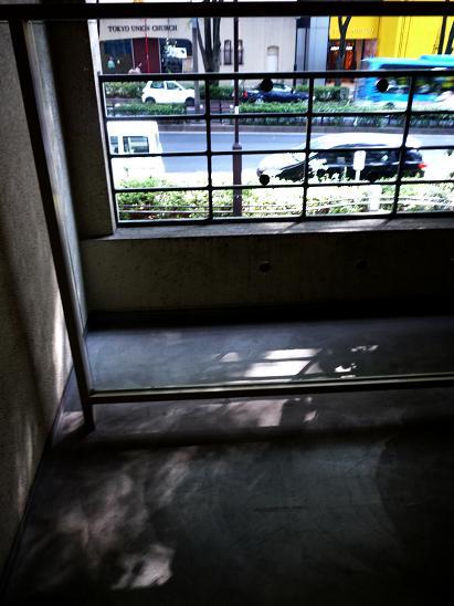 同潤館(の階段) #4_f0155808_21235919.jpg