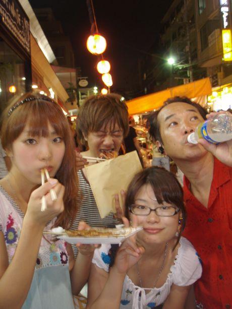 楽しかった?麻布十番祭り_a0037910_6215961.jpg