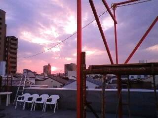 「屋上 ホイアンナイト」 2010年8月28日(土)         いよいよ明日午後5時からです!! _b0125413_15271461.jpg