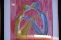 東京アンデパンダン展2010@COEXIST~光彩陸離by臼田うたび/かとうみぞれ展@CRUX kafeo_f0006713_2415545.jpg