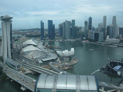 シンガポール ~シンガポールフライヤー~_b0189489_22293135.jpg