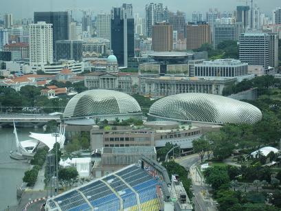 シンガポール ~シンガポールフライヤー~_b0189489_2250964.jpg