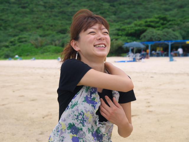沖縄の風景 渚のヨーコちゃん_f0024992_8312185.jpg