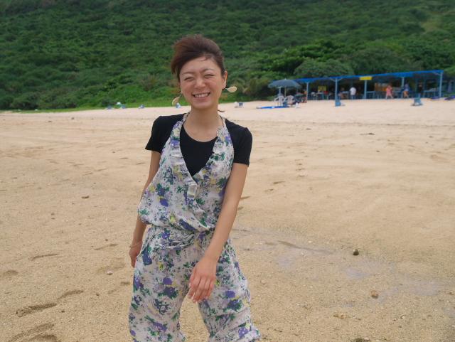沖縄の風景 渚のヨーコちゃん_f0024992_831822.jpg