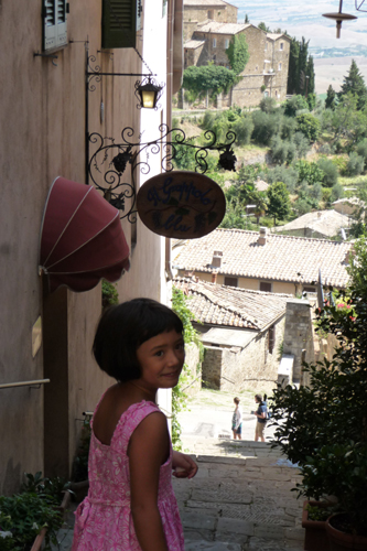 ワインの村モンタルチーノヘ~フィレンツェから日帰り遠足♪_f0106597_2211740.jpg