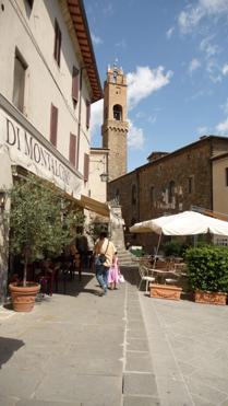 ワインの村モンタルチーノヘ~フィレンツェから日帰り遠足♪_f0106597_2232466.jpg