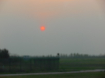 中国出張2010年04月-第一日目-北京空港T3国内便ラウンジ_c0153302_214331.jpg