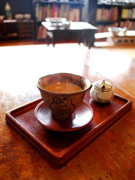 喫茶室・ギャラリー 金斗雲のバンチャイ_c0177814_17534291.jpg