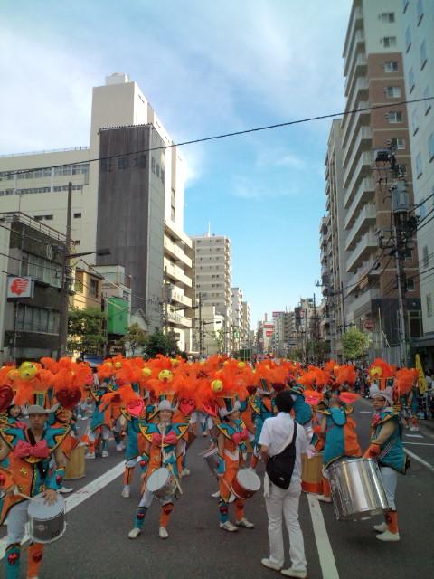 浅草サンバカーニバル!! 祝☆30周年(^-^)v_b0032617_2063566.jpg