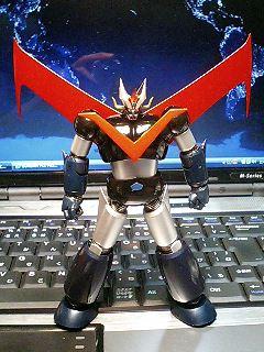 スーパーロボット超合金  グレートマジンガー_d0009833_3453639.jpg