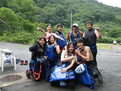 キャニオニング水上 大雨~増水_a0150951_18552399.jpg