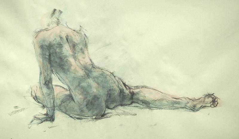 裸婦素描淡彩_f0159856_6321792.jpg