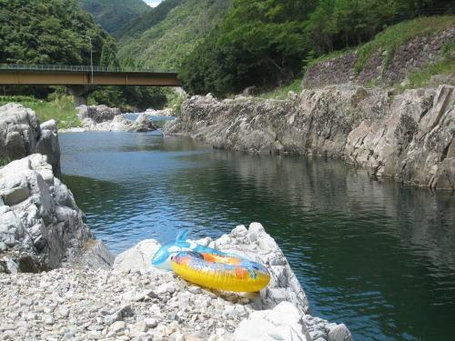 高津川で川遊び_d0025421_15461671.jpg