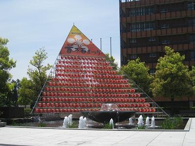 6月 主人の金沢街歩き 金沢21世紀美術館と兼六園_a0055835_14132591.jpg