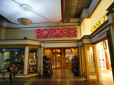 「Borders Books & Music」
