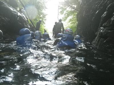 キャニオニング水上 東~西黒沢_a0150951_2225797.jpg